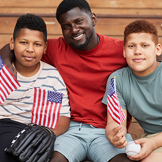 Immigration (photo of Statue of Liberty)